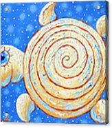 Starry Journey Acrylic Print