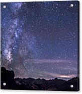 Starry Night Acrylic Print