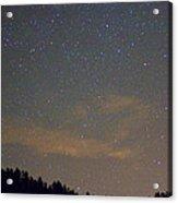 Starry Night Acrylic Print