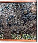 Starry Starry Night 2   Acrylic Print