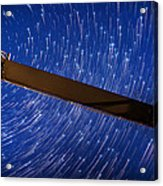 Stars Above Acrylic Print by Alexis Birkill