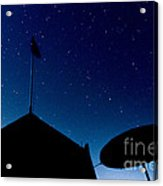 Stars Acrylic Print by Stelios Kleanthous