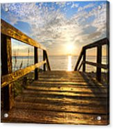 Start Of The Day Acrylic Print