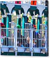 Starting Gate- Del Mar Acrylic Print