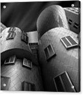 Stata Center Acrylic Print