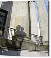 State Building Washington  Acrylic Print
