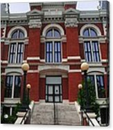 State Court Building Acrylic Print