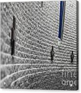 Stations Of The Cross Acrylic Print by Patty Descalzi