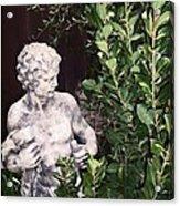 Statue 1 Acrylic Print