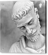 Statue 2 Acrylic Print