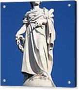 Statue Gettysburg Acrylic Print