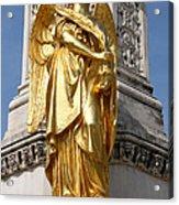Statue Of Angel2 Acrylic Print