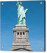 Statue Of Liberty II Acrylic Print