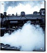 Steam Engine 3254 Acrylic Print