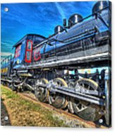 Steam Locomotive Virginian Class Sa No 4 Acrylic Print