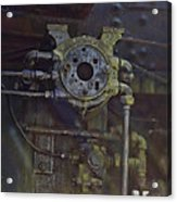 Steam Machine Acrylic Print