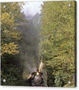 Steam Train Acrylic Print
