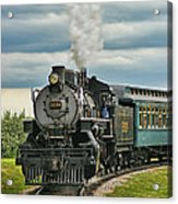 Steam Trains Tr3629-13 Acrylic Print