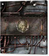 Steampunk - Connections   Acrylic Print