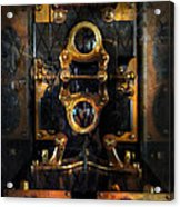 Steampunk - Electrical - The Power Meter Acrylic Print