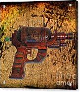 Steampunk - Gun - Ray Gun Acrylic Print