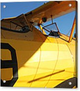 Stearman Boeing Model 75 Acrylic Print