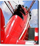 Stearman Pt-17 Kaydet Acrylic Print