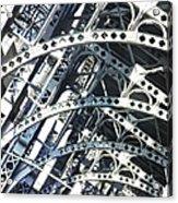 Steel Arches Acrylic Print
