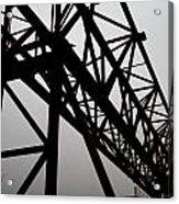 Steel Lift Acrylic Print