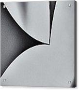 Steel One Acrylic Print
