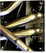 Steely Arms Acrylic Print