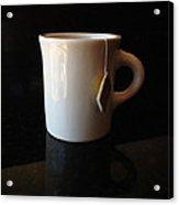 Steeping Mug Acrylic Print
