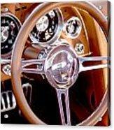 Steering History Acrylic Print