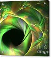 Stellar-wind Bubble Acrylic Print