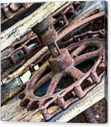 Step Back In Time Acrylic Print