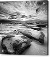 Step Stone Revisited Acrylic Print