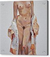 Stephanie II Acrylic Print
