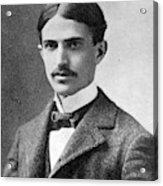 Stephen Crane (1871-1900) Acrylic Print