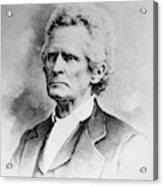Stephen Trigg Logan (1800-1880) Acrylic Print