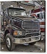 Sterling Truck Acrylic Print