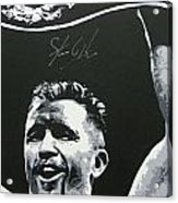 Steve Collins 4 Acrylic Print