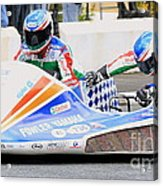 Steve Webster And Paul Woodhead Acrylic Print