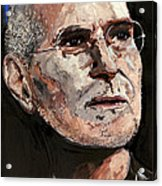 Steven Paul Jobs Acrylic Print