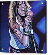 Steven Tyler 3 Acrylic Print