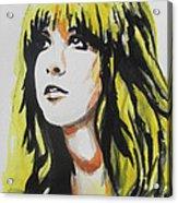 Stevie Nicks 01 Acrylic Print