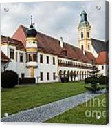 Stift Reichersberg Acrylic Print