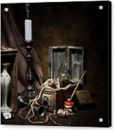 Still Life - General Vintage Items Acrylic Print