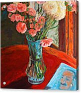 Still Life With Baba Acrylic Print
