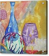 Still Life With Witching Ball Acrylic Print