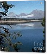 Still Waters Acrylic Print